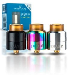 Vandy Vape 24 Pulse (Gris)