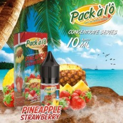 Packalo Aroma Pineapple Strawberry 10ml