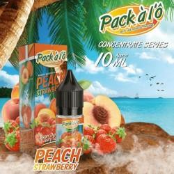 Packalo Aroma Peach Strawberry 10ml