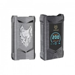 Mod MFeng 200W TC - Snowwolf